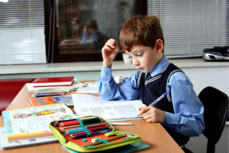 Молитва на ребенка чтобы учился хорошо