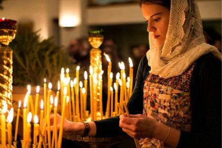 Молитва о здоровье Матери от дочери или сына